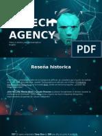 AI Tech Agency by Slidesgo