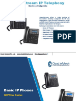 Grandstream IP Telephony
