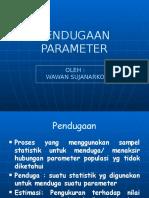 PENDUGAAN-PARAMETER