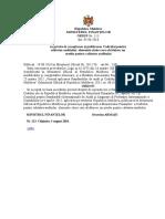 Cadrul pentru calitatea auditului