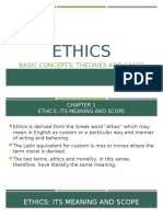 ethics notes