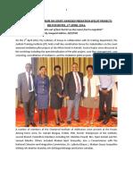 stakeholders forum on court annexed mediation