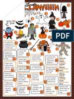 Halloween---definitions