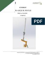 FR AXLE K-NUCLE