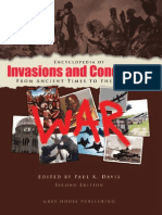 Encyclopedia of Invasions and Conquests, Davis, MacKenzie and Harris 2006
