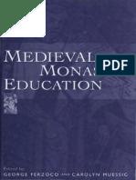 Medieval   Monastic Education.pdf