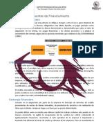 Fuentes de Financiamiento (2)