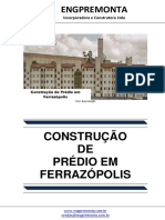 Construção de Prédio Em Ferrazópolis