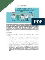 Saúde Publica