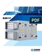 Catalogue Standard Air Handling Units Blauair