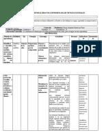 PLANIFICACION MENSUAL DIDACTICA DIVERSIFICADA DE CIENCIAS  MARZO 4TO BASICO  2.020.doc