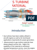 Developments in Gas Turbine Materials