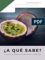 ¿A_QUÉ_SABE_