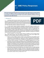 COVID-19-SME-Policy-Responses