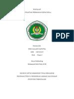 makalah perwasitan sepak bola (1)