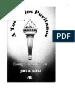 A tocha dos Puritanos - Joel R. Beeke