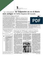 Artículo Chile