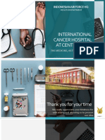 INTERNATIONAL CANCER HOSPITAL AT CENTRAL JAVA