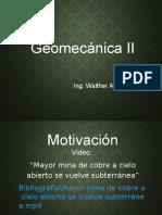 Geomecanica IV - Clase 4
