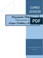 1.IES ANTONIO SERNA SERNA Programación didáctica Dpto. Lengua Lit2019-2020