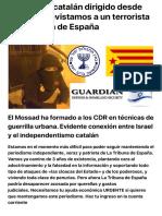 Entrevistamos a un terrorista - La Tribuna de España