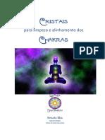 CRISTAIS para harmonização dos CHAKRAS - Apostila CURSO Lua Cheia