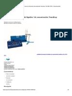 Analizador de mercurio _ de líquidos - RA-915M _ RP92 - Lumex Instruments
