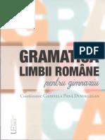 Gramatica limbii romane pentru gimnaziu -.pdf