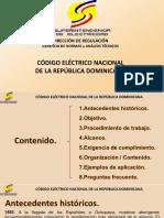 Código Eléctrico Nacional