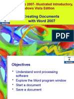 word 2007 A