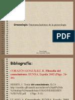Sesión 2 gnoseología