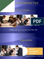 Gestion de las Comunicaciones (Temas Relevantes) - Renzo Bocanegra.pptx