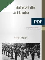 Razboiul civil din Sri Lanka