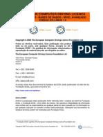 Syllabus ECDL Expert - AM5 Base de Dados V1.0 PT