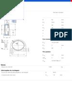 Short base plummer block housings for Y-bearings-SYF 506