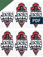 sticker Iglesia Infantil