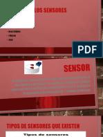 Informe de los sensores
