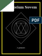 Grimorium Novem