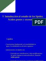 BIOQ09 Introd Estudio Lìpidos