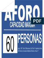 AFORO MUNI