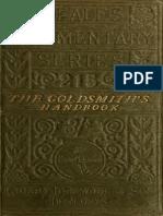 Goldsmiths Handbook