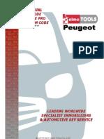 Peugeot Manual Es
