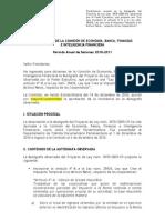 Dictamen AO 3870/2009-CR