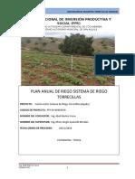 plan anual riego Torrecilla