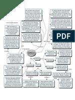 La ecología de la comunicación (organizador visual)