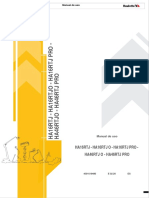 Manual de Operación Plataforma Autoelvable HAULOTTE Mod. HA16RTJ