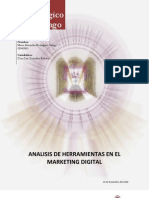 Analisis de Herramientas en El Marketing Digital