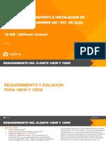 Baja Potencia - CLARO servicios