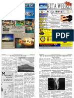 "Kuta Weekly-Edition 212 ""Bali""s Premier Weekly Newspaper"""