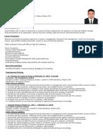 CV Of H M Rubaiyat.pdf
